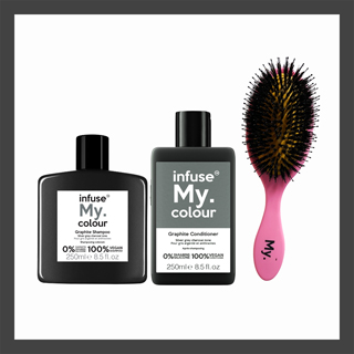 Infuse My Colour Graphite Gift Bundle 2021