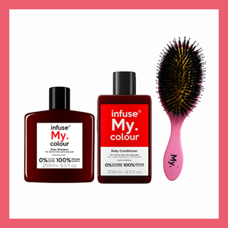 Infuse My Colour Ruby Gift Bundle 2021