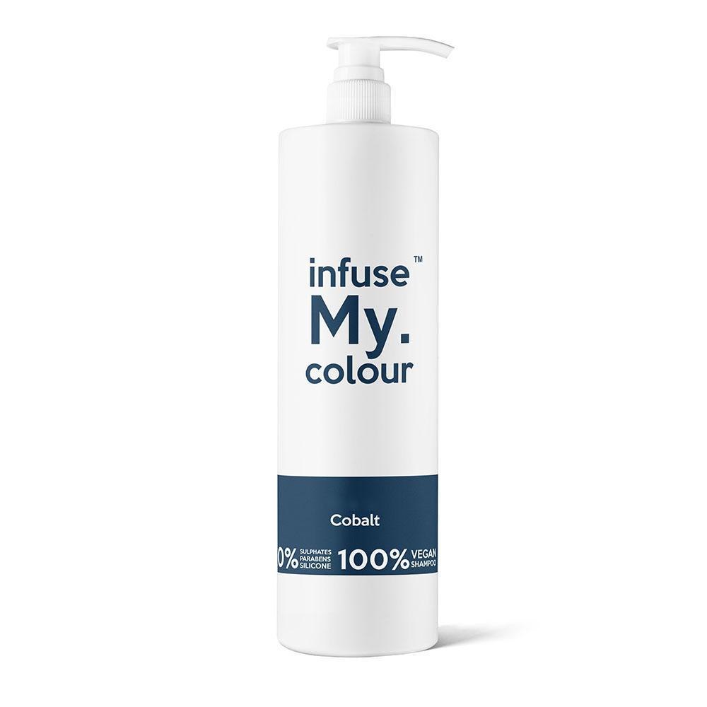 Infuse My Colour Cobalt Shampoo 1 Litre