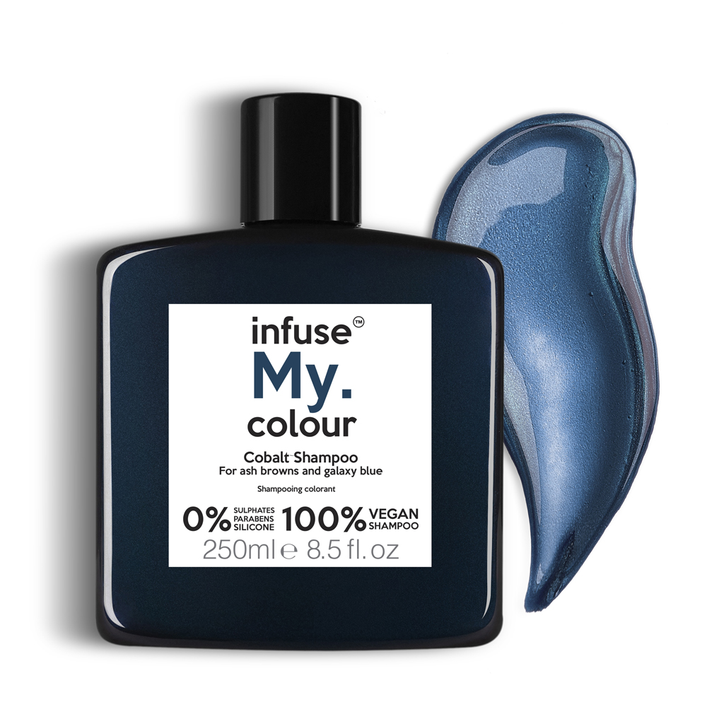 Infuse My.Colour Cobalt Shampoo 250ml