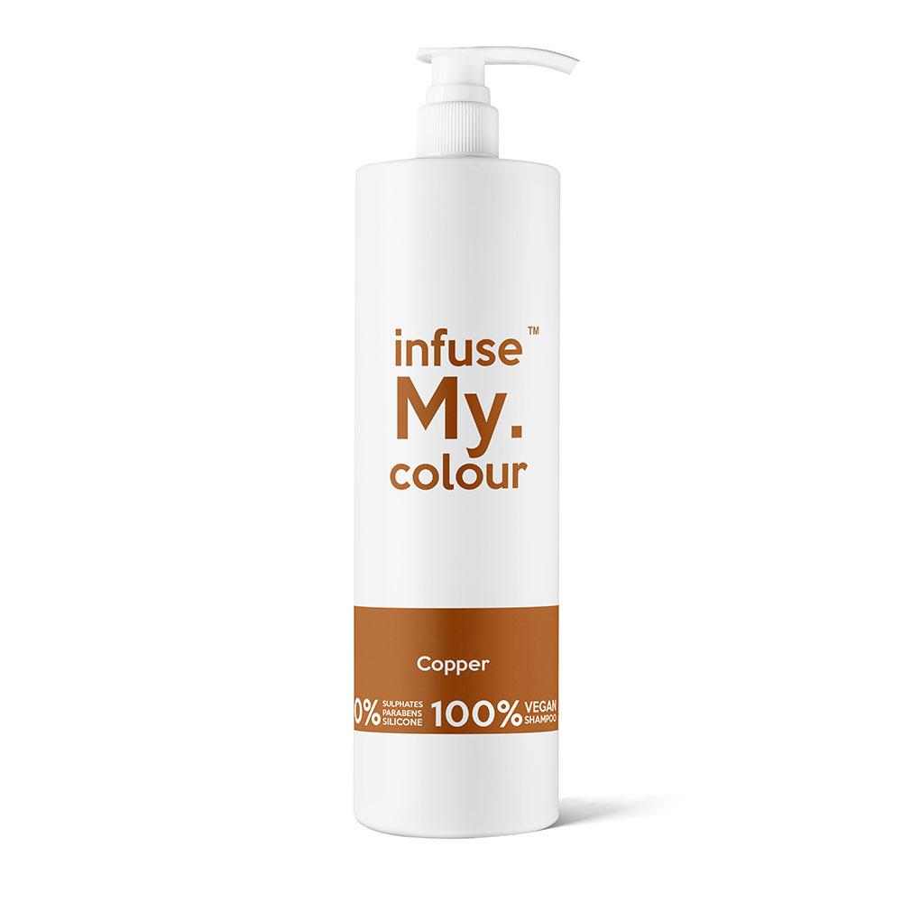 Infuse My Colour Copper Shampoo 1 Litre