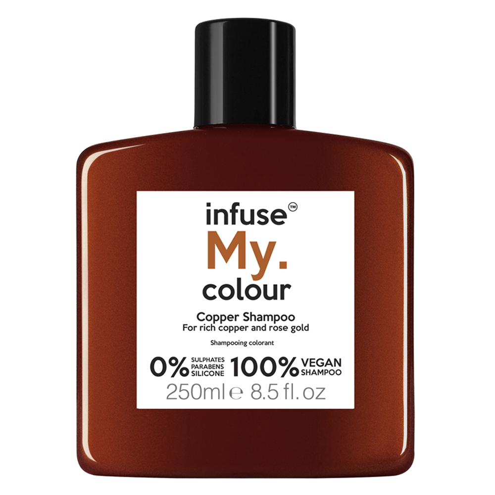 Infuse My. Colour Copper Shampoo 250ml
