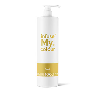 Infuse My Colour Gold Shampoo 1 Litre