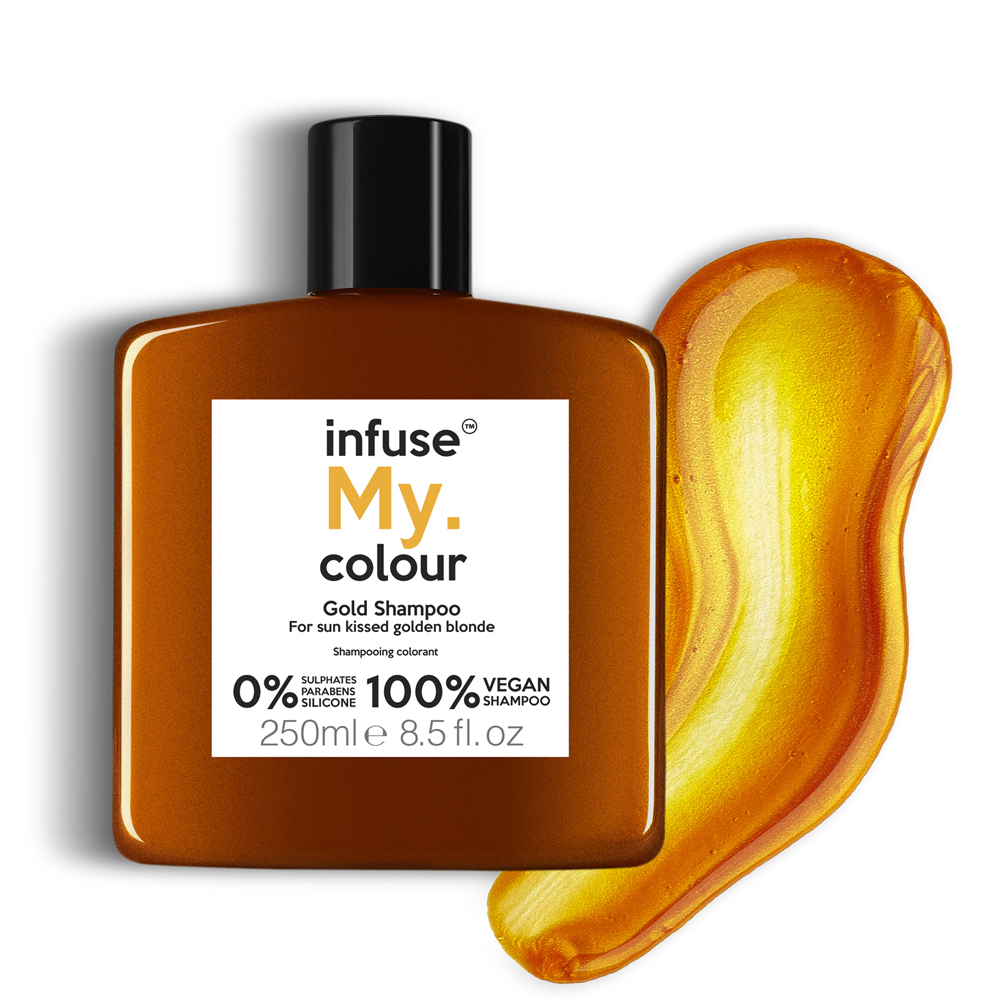 Infuse My.Colour Gold Shampoo 250ml
