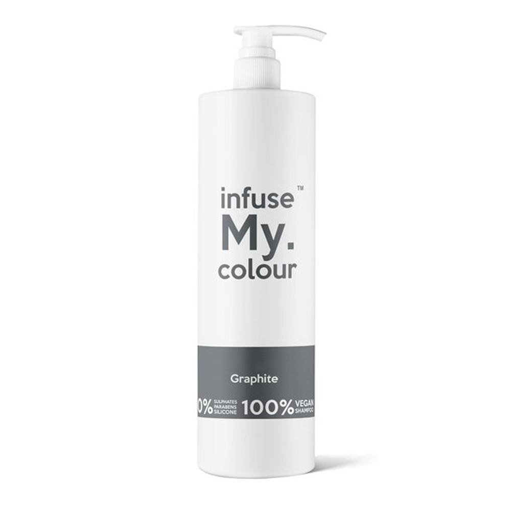 Infuse My Colour Graphite Shampoo 1000ml
