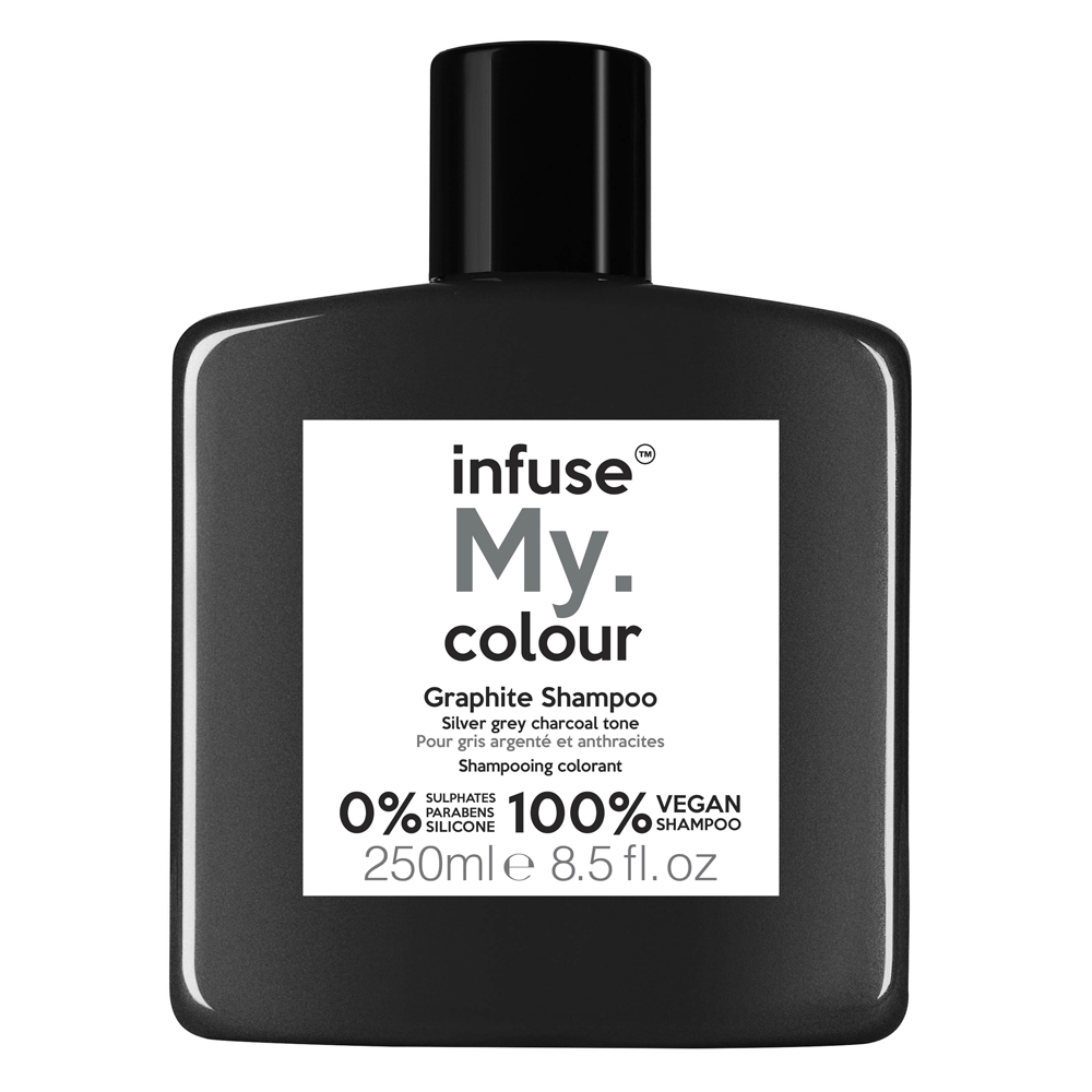 Infuse My Colour Graphite Shampoo 250ml