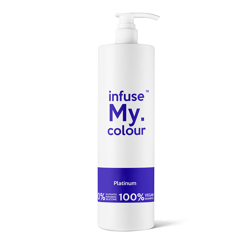 Infuse My Colour Platinum Shampoo 1 Litre