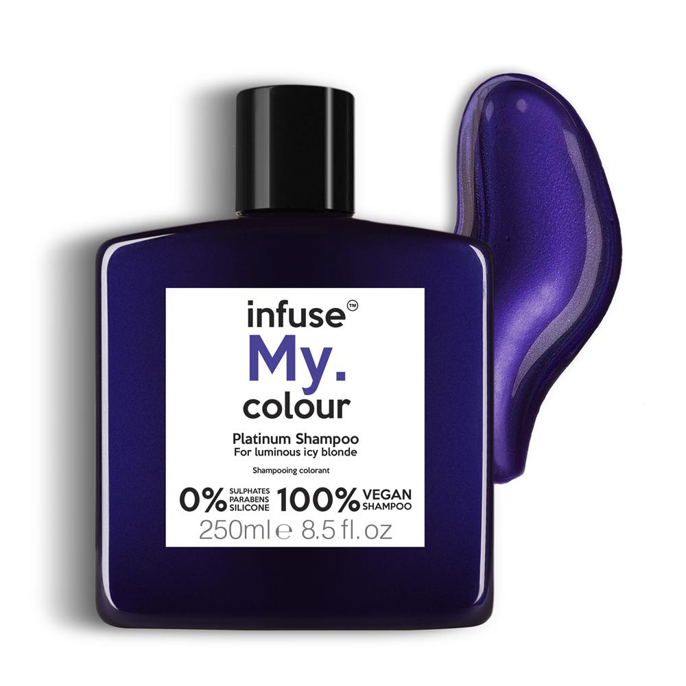 Infuse My.Colour Platinum Shampoo 250ml