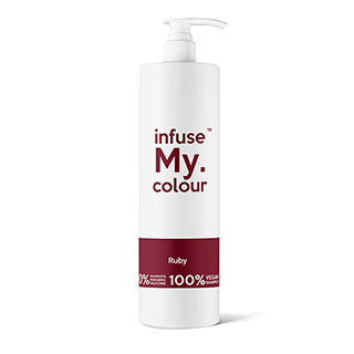 Infuse My Colour Ruby Shampoo 1 Litre