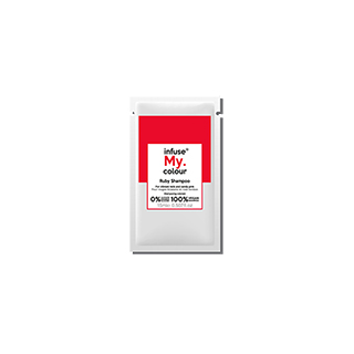 New Infuse My Colour Sachet Ruby Shampoo 15ml