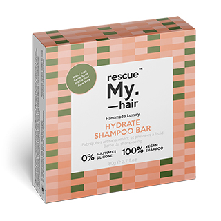 New Rescue My Hair Hydrate Shampoo Bar 80g