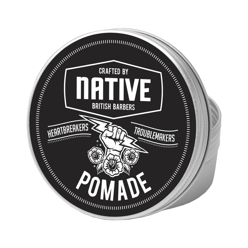 Native British Barbers - Pomade 100ml