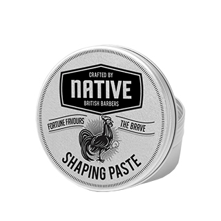 Native British Barbers - Matt Shaping Paste 100ml