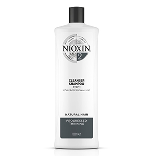 Nioxin System 2 Cleanser Litre