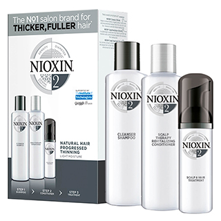 Nioxin System 2 Trial Kit