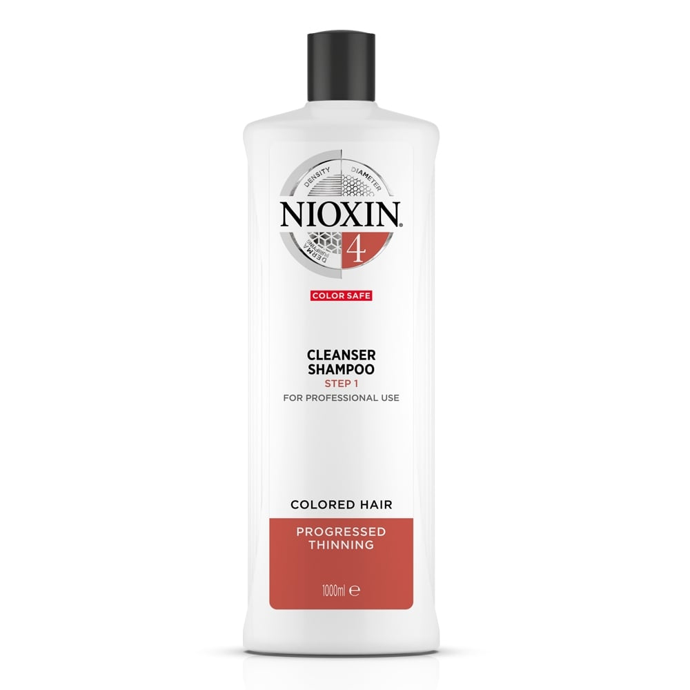 Nioxin System 4 Cleanser Litre