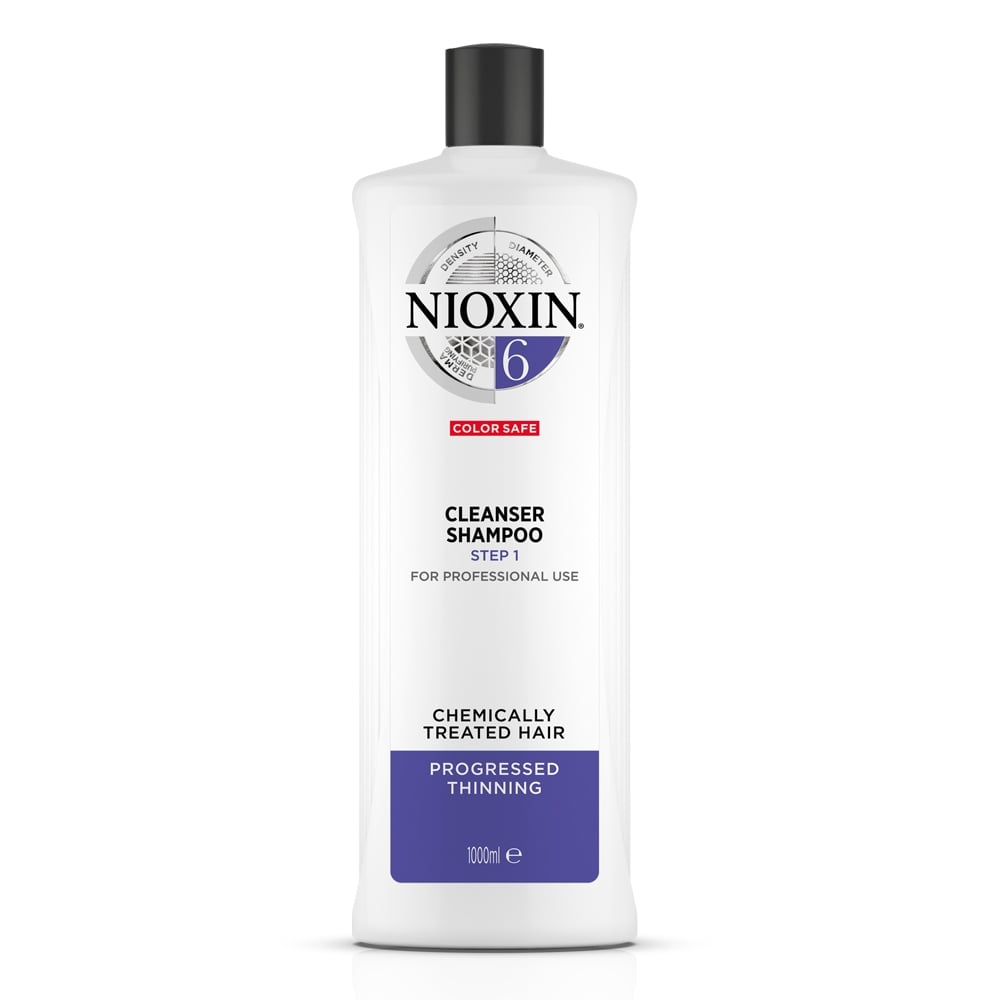 Nioxin System 6 Cleanser Litre