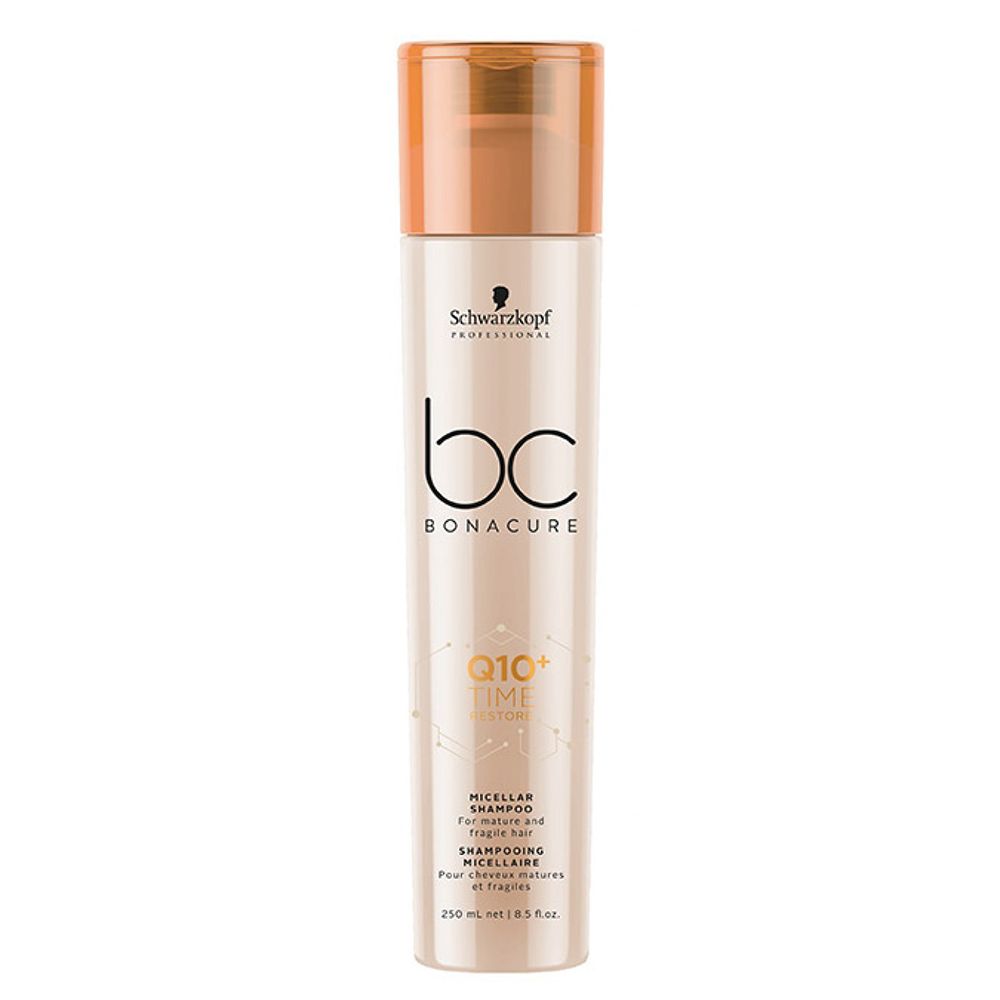Bonacure Q10 Time Restore Micellar Shampoo 250ml