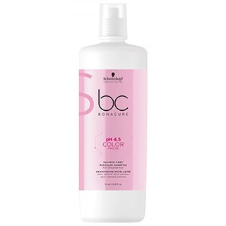 Bonacure pH 4.5 Color Freeze Sulfate Free Shampoo 1Ltr