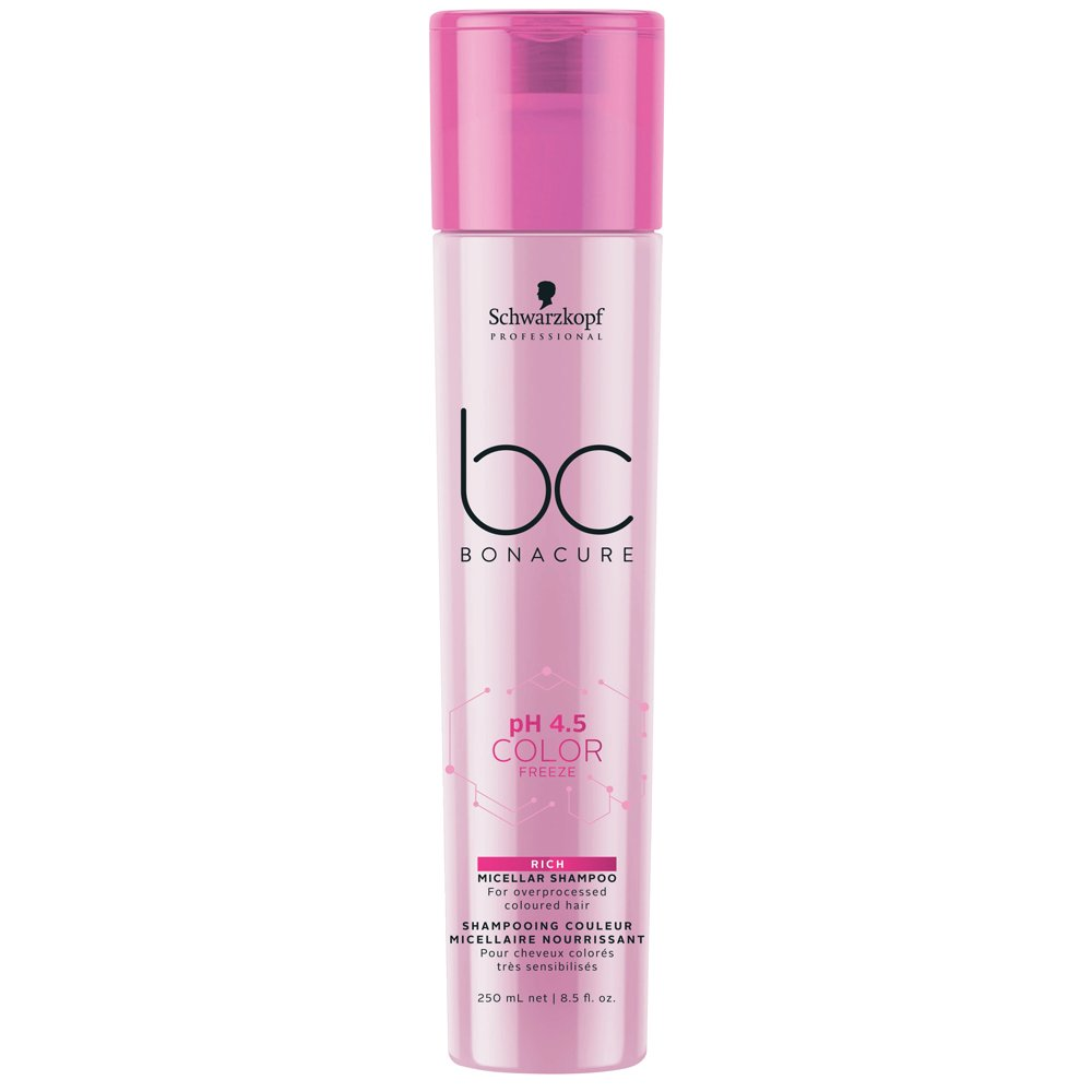 Bonacure pH 4.5 Color Freeze Rich Shampoo 250ml