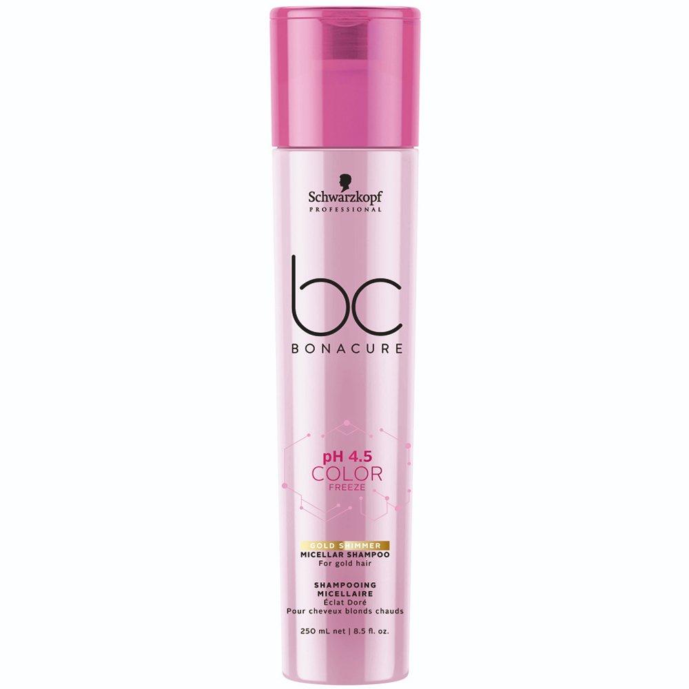 Bonacure pH 4.5 Color Freeze Gold Shampoo 250ml