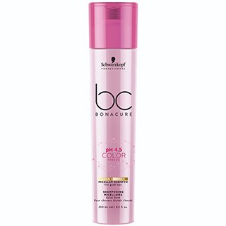 Bonacure pH 4.5 Color Freeze Gold Shampoo 250ml