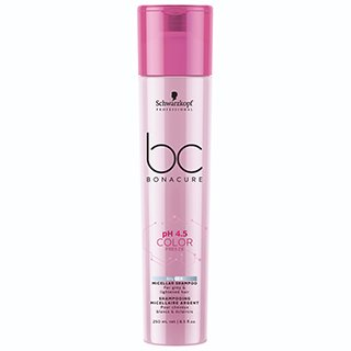 Bonacure pH 4.5 Color Freeze Silver Shampoo 250ml