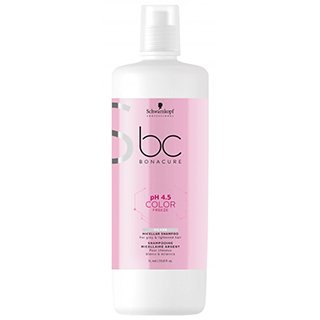 Bonacure pH 4.5 Color Freeze Silver Shampoo 1 litre