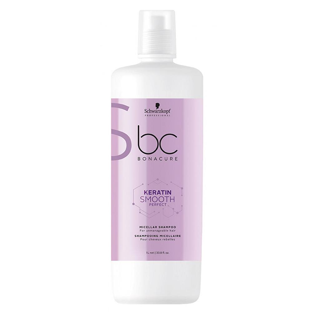 Bonacure Keratin Smooth Perfect Micellar Shampoo 1 Litre