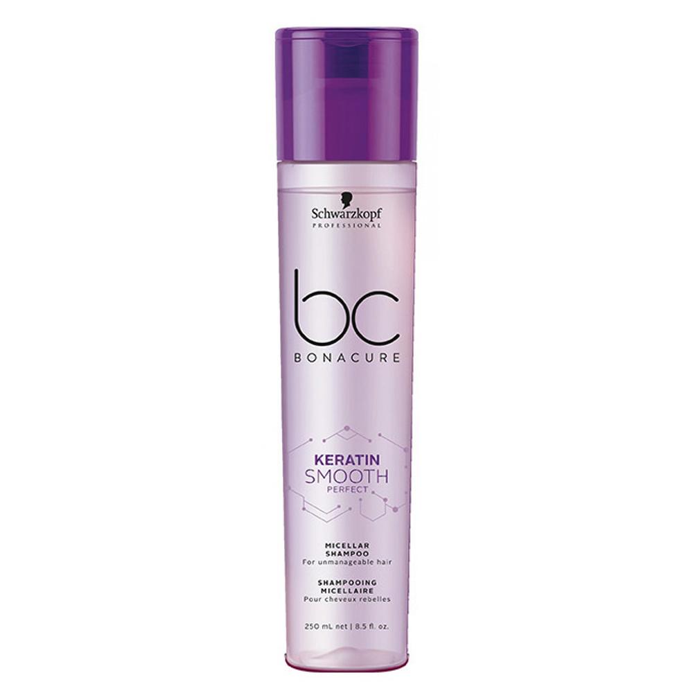 Bonacure Keratin Smooth Perfect Micellar Shampoo 250ml