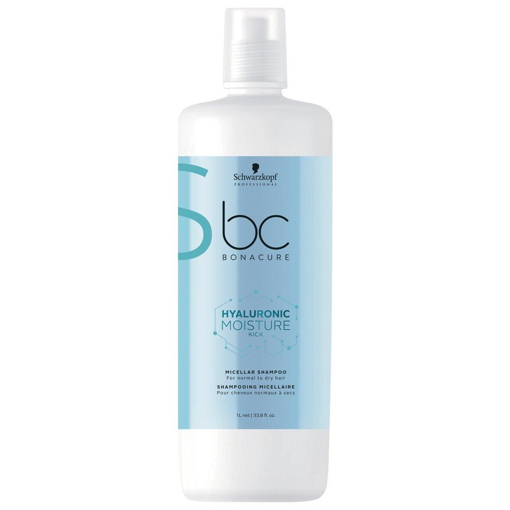 Bonacure Hyaluronic Moisture Kick Shampoo 1 Litre