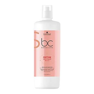 Bonacure Peptide Repair Rescue Micellar Shampoo 1 litre
