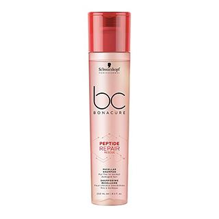 Bonacure Peptide Repair Rescue Micellar Shampoo 250ml