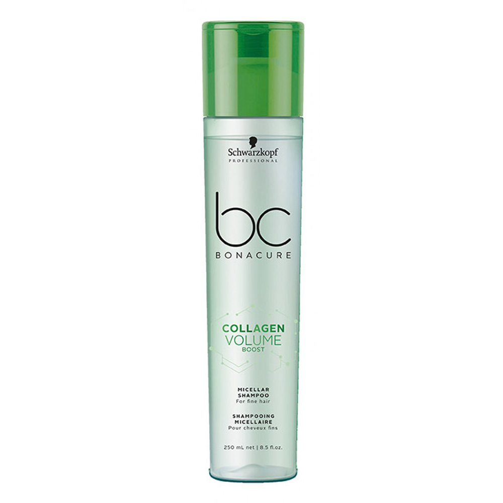 Bonacure Collagen Volume Boost Micellar Shampoo 250ml