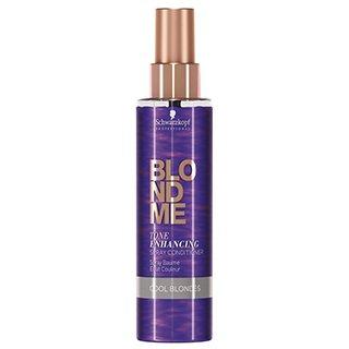 BlondMe Cool Blondes Tone Enhancing Spray Conditioner 150ml