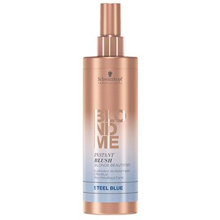 Schwarzkopf BlondMe Instant Blush Steel Blue 250ml