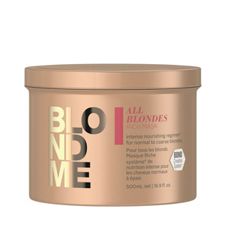 BlondeMe Care All Blondes - Rich Mask 500ml
