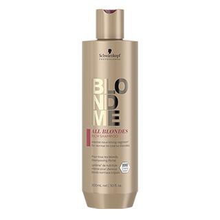 BlondeMe Care - All Blondes Rich Shampoo 300ml