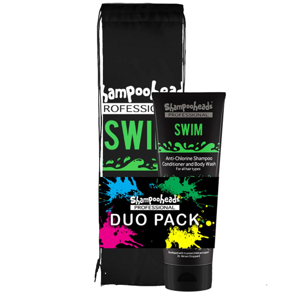 Shampooheads Swim Duo Pack