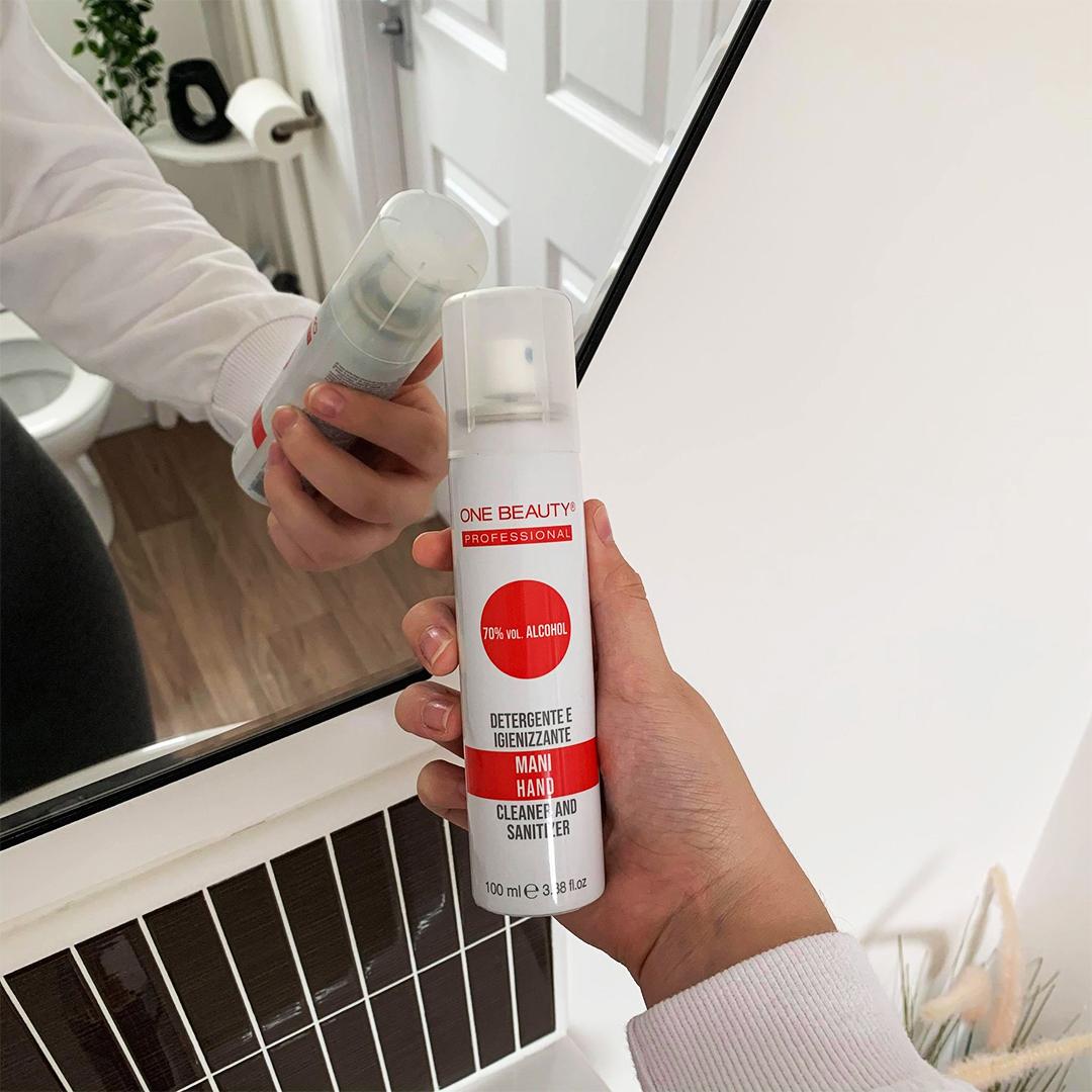 Selective Professional Aerosol Hand Sanitizer 100ml
