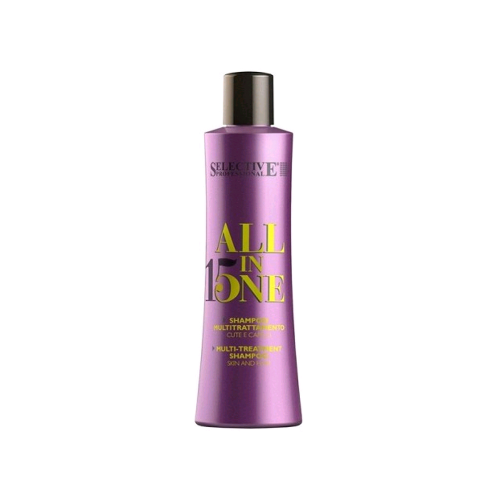 Selective All In One Multi-Treatment Shampoo 250ml