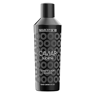 Selective Caviar Sublime Ultimate Luxury Shampoo 250ml
