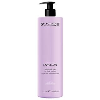 New Selective Professional No Yellow Shampoo 1000ml