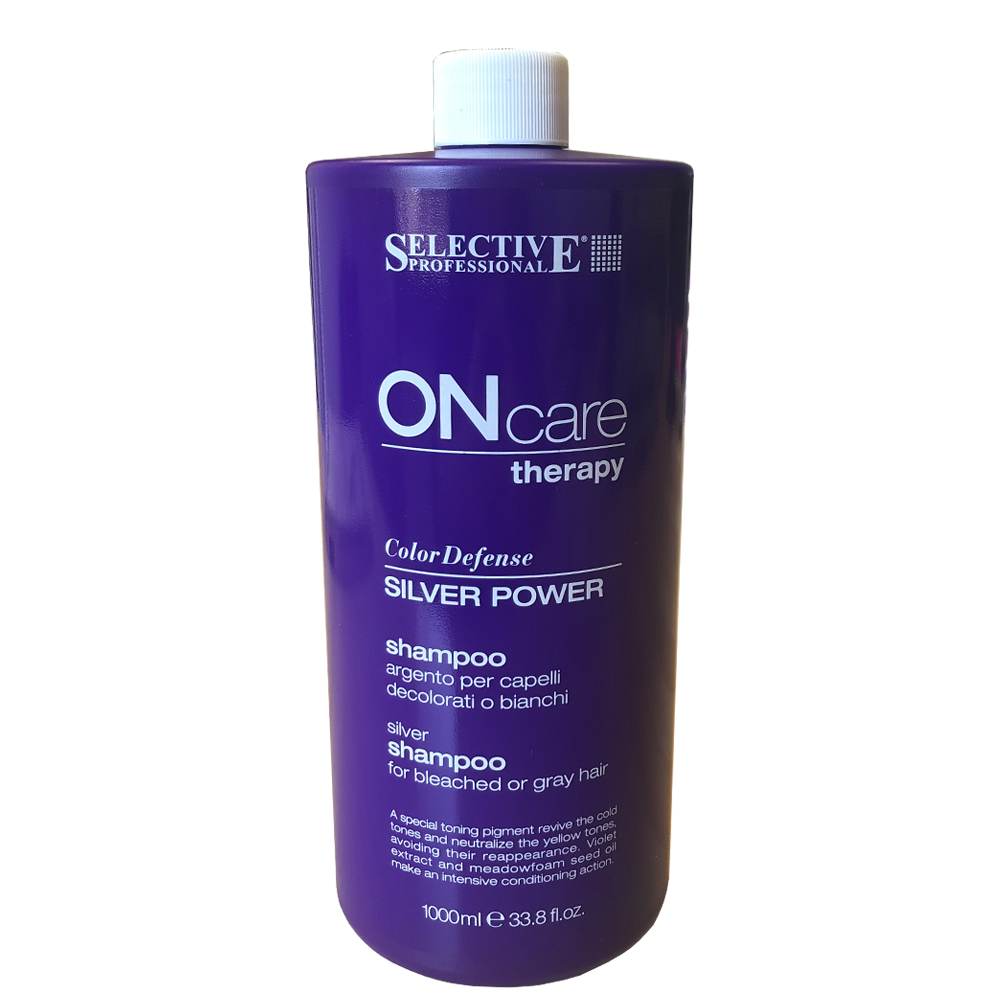 On Care Silver Power Shampoo 1000ml
