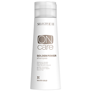Selective Professional On Care Golden Power Shampoo 250ml