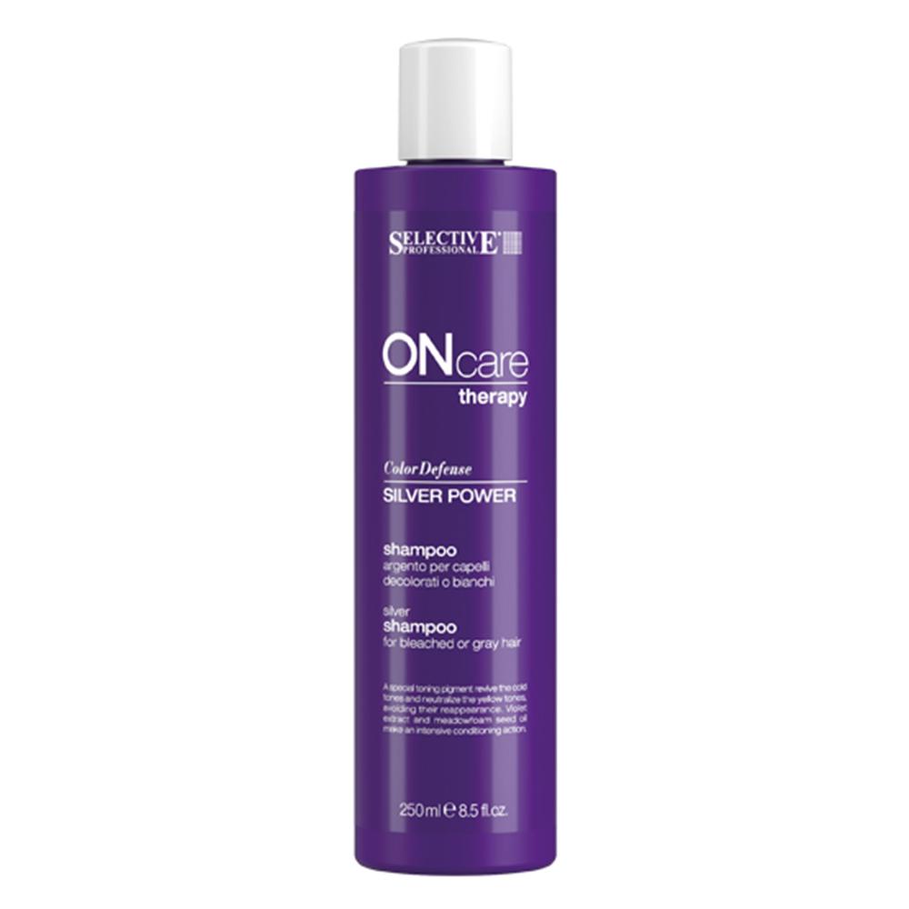 On Care Silver Power Shampoo 250ml