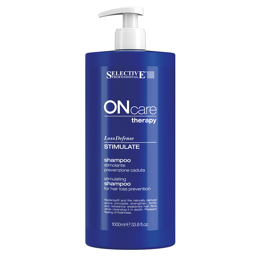 New On Care Stimulate Loss Defense Shampoo 1000ml