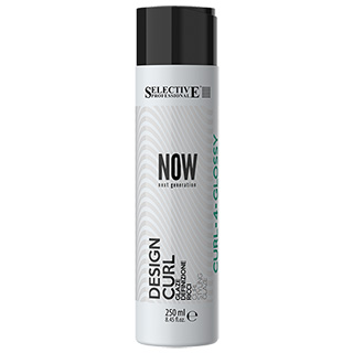 New NOW Styling - Design Curl Styling Glaze 250ml