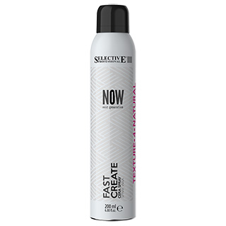 New NOW Styling - Fast Create Spray Wax 200ml