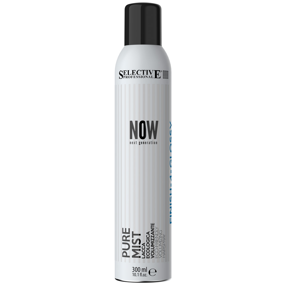 New NOW Styling - Pure Mist Volumising Hairspray 300ml